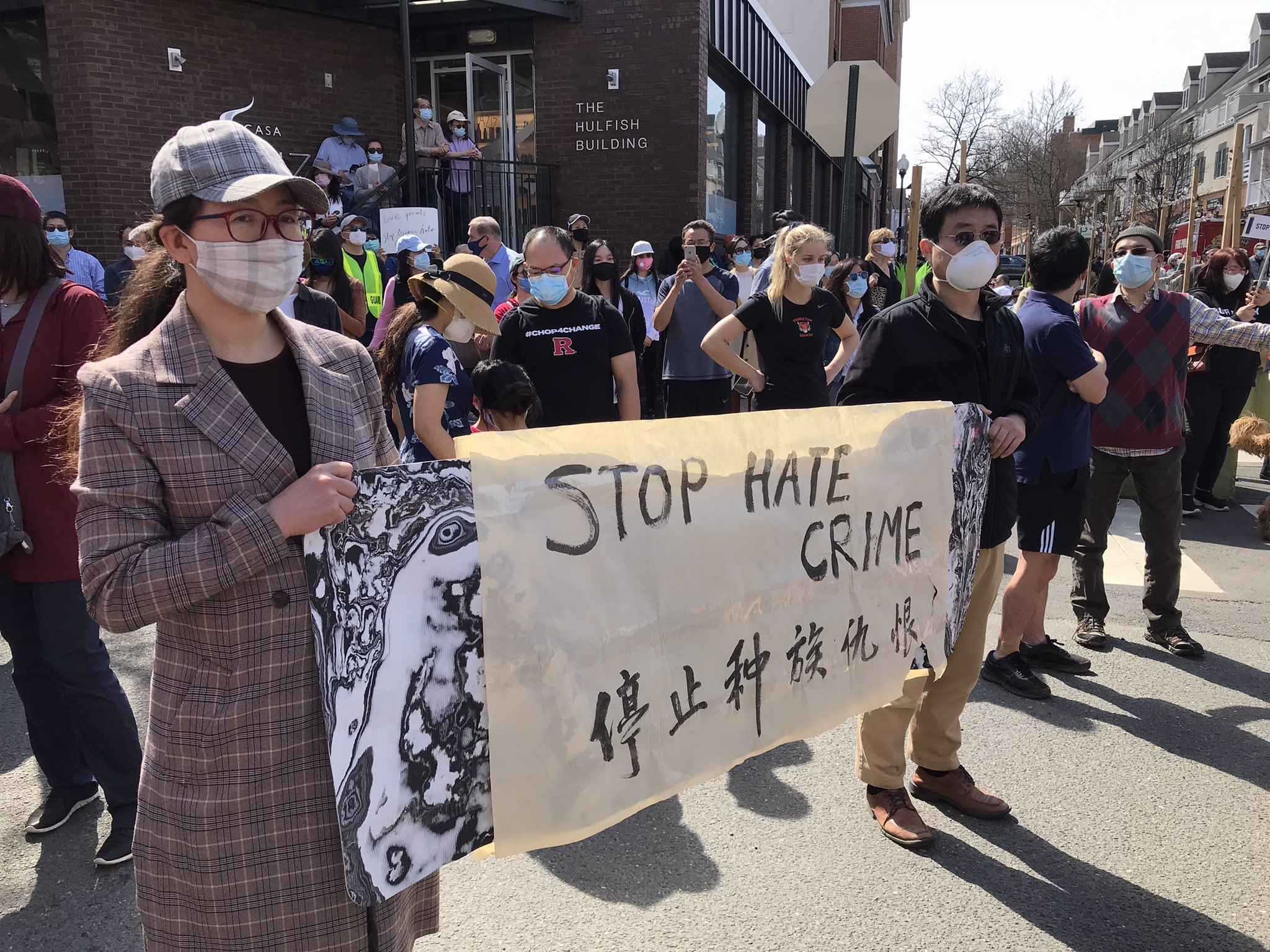 Skyrocketing rates of anti-Asian hate show no signs of slowing